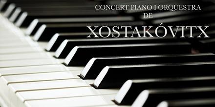 Piano i orquestra de Xostakóvitx