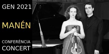 Recital violí i piano